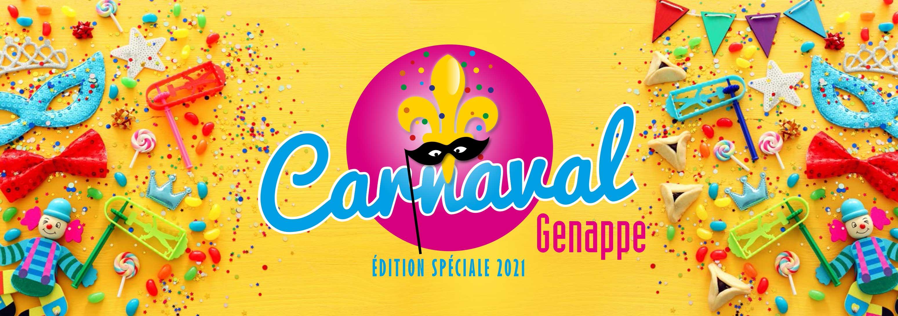 Image principale Carnaval 2021